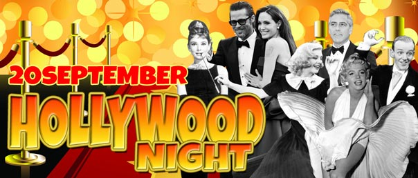 Saturday 20 September Hollywood Night!!!$25pp unlimited bowling.
